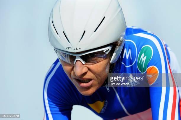 Wc Varese, Time Trial Women Elitejeannie Longo-Ciprelli /Contre La Montre Femmes Elite, Tijdrit Vrouwen Elite, World Championships, Championat Du...