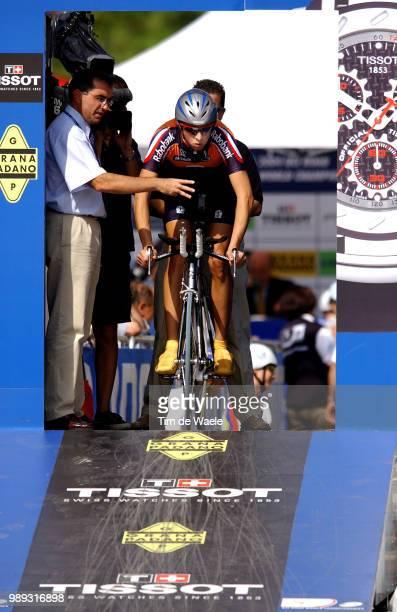 World Champ. Verona 2004 Van Amerongen Thijs Juniors Men, Hommes Juniors, Juniors Mannen Time Trial Contre La Montre Tijdrit, World Championships...