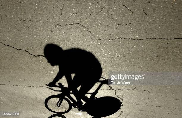 World Road Championships 2003, Illustration Illustratie, Shadow Hombres Schaduw, Fothen Marcus , Contre La Montre Hommes - 23 Ans, Time Trial Men...