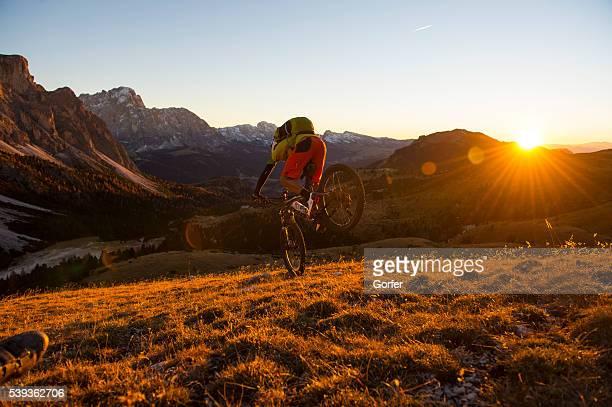 cyclist biker dream