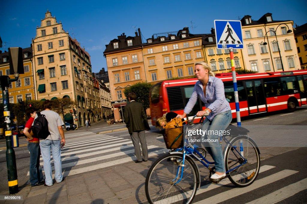 Around Stockholm Feature : Nachrichtenfoto