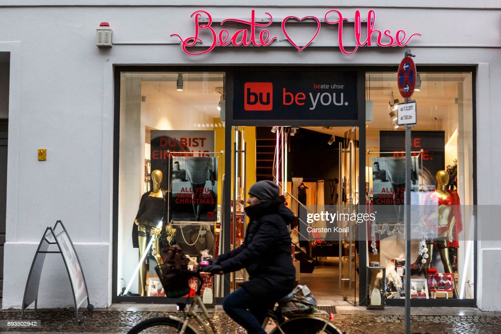 Beate Uhse Erotic Stores Declare Bankruptcy