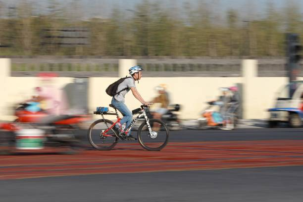 CHN: World Car Free Day Marked In China