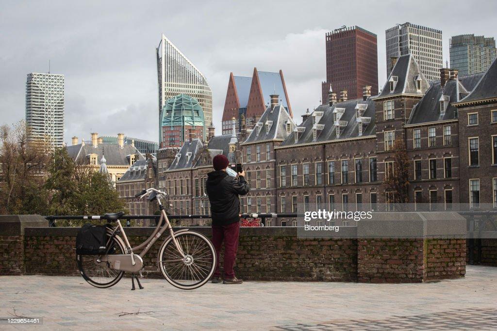 Pandemic To Produce Biggest Dutch Budget Deficit Since World War II : News Photo