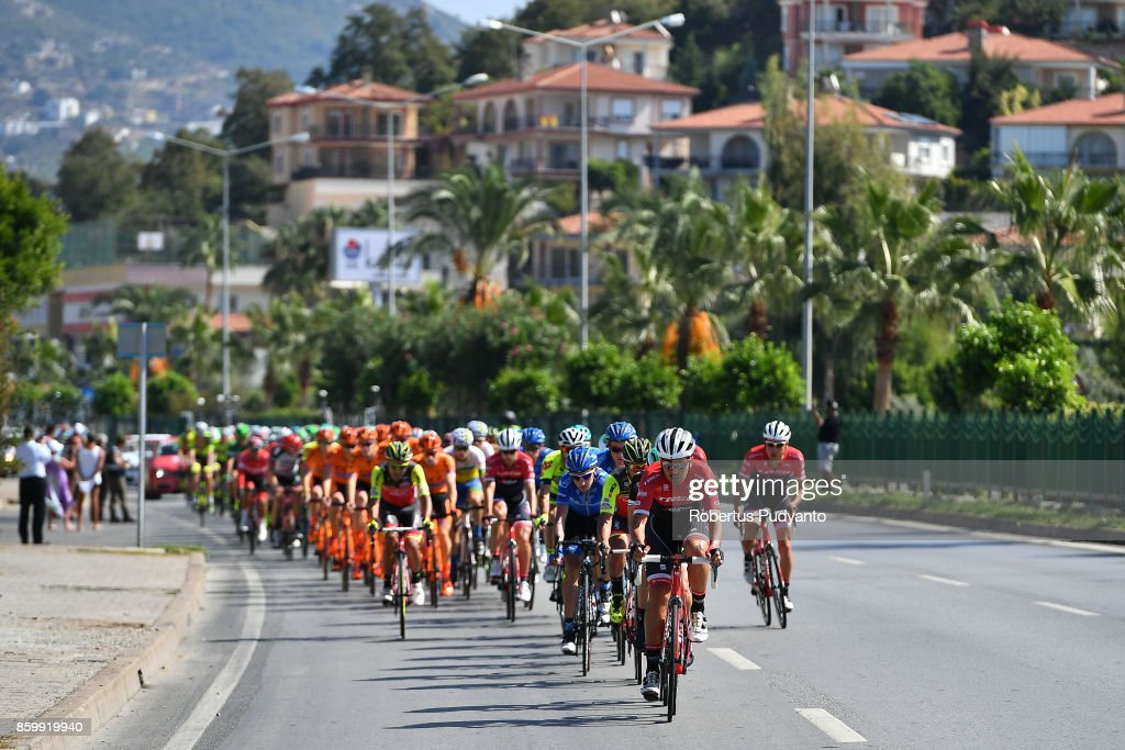53rd Presidential Cycling Tour of Turkey 2017 : News Photo