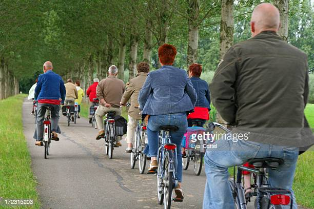 Cyclists # 8