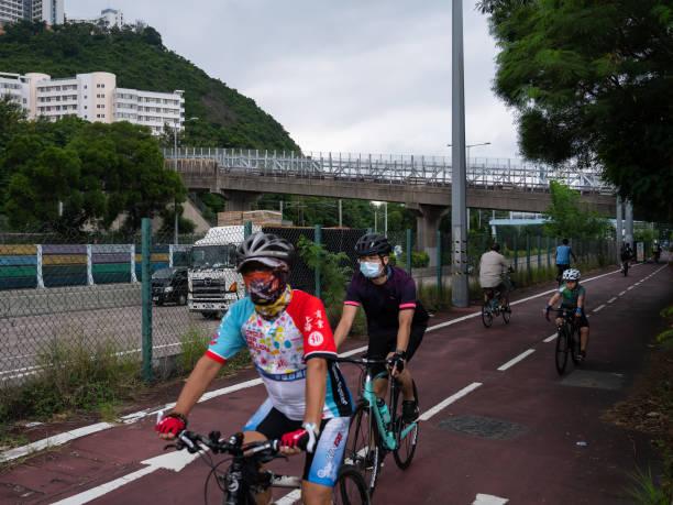 CHN: Views of the Chinese University Hong Kong Campus