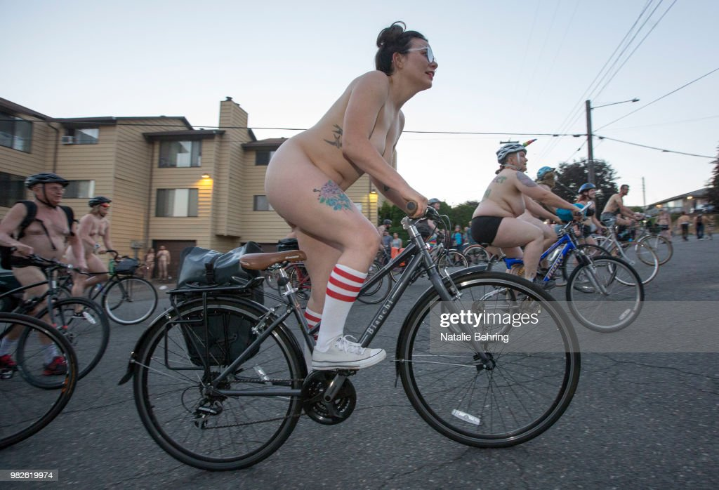 2018 World Naked Bike Ride