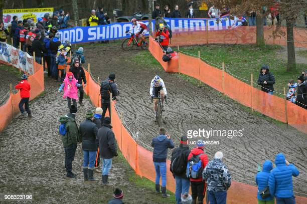 13th WC Nommay Landscape / Wout VAN AERT / World Cup /