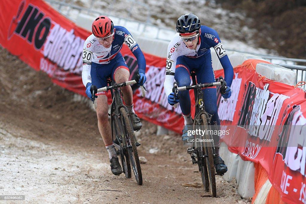 Cyclocross : 68th World Championships Bieles (Lux) 2017 / Men Junior : News Photo