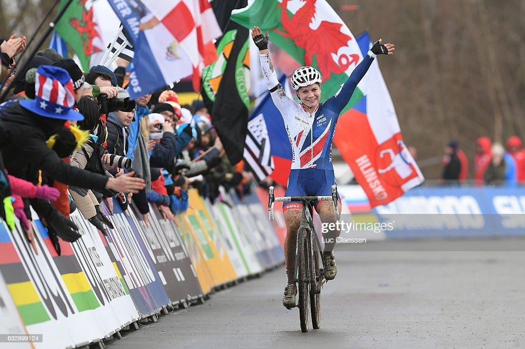 Cyclocross : 68th World Championships Bieles (Lux) 2017 / Women U23 : News Photo