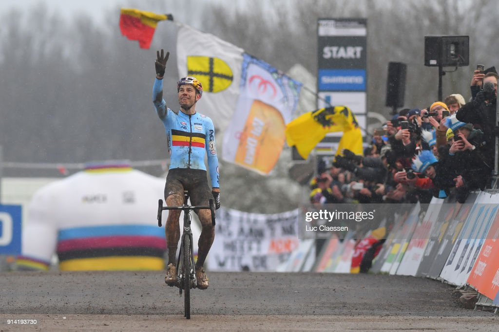 Cyclocross: 69th World Championships Valkenburg (Ned) / Men Elite : ニュース写真