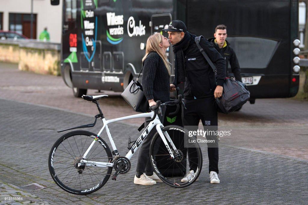 Cyclocross: 69th World Championships Valkenburg (Ned) / Training : ニュース写真