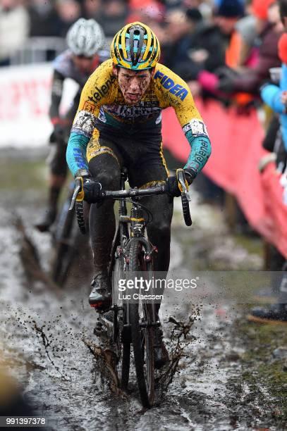Azencross Loenhout 2014 /Tom Meeusen Bpost Bank Trofee / Tim De Waele