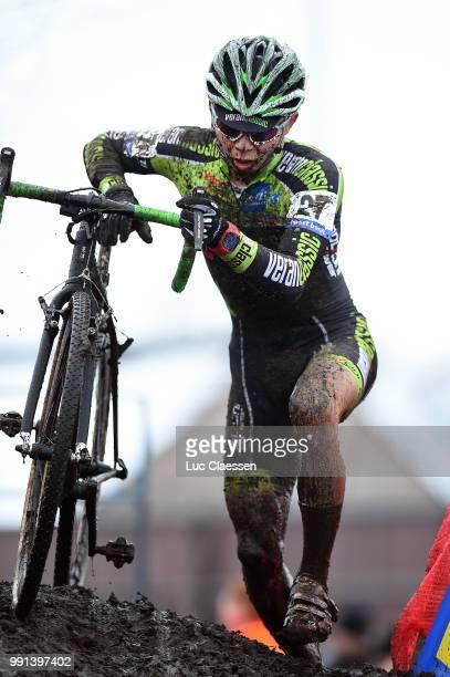 Azencross Loenhout 2014 /Yu Takenouchi Bpost Bank Trofee / Tim De Waele