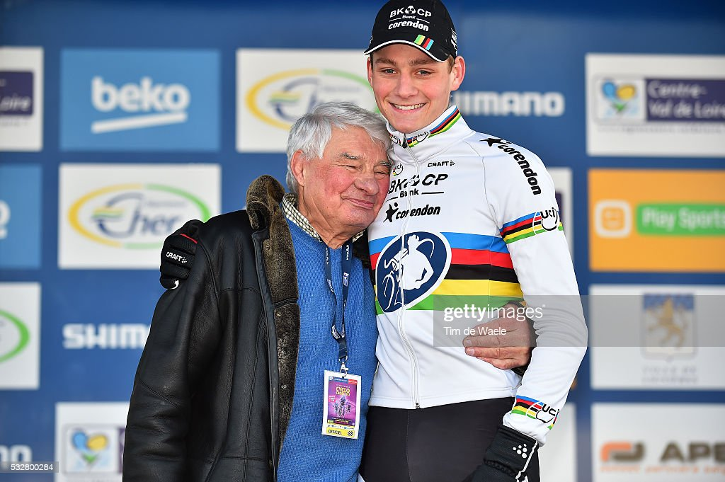 Cyclocross : UCI World Cup Lignieres-en-Berry (Fra) 2016 : News Photo