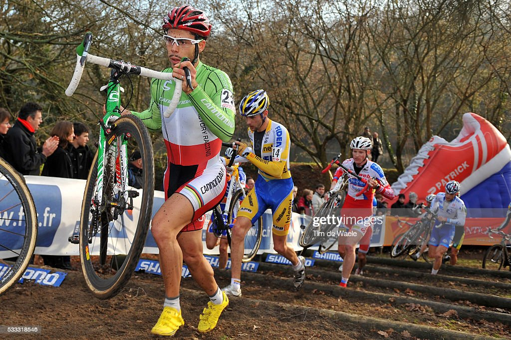 Cyclocross : WC Pontchateau (France) 2011 Pictures | Getty Images