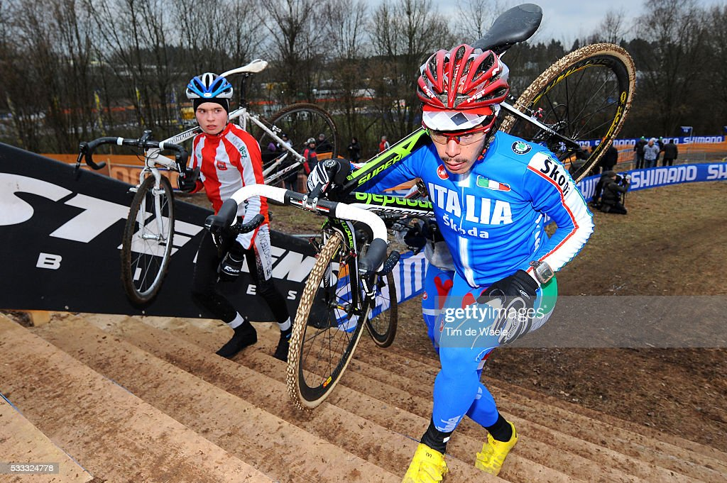 Cyclocross: World Champ. St-Wendel / Training Pictures | Getty Images