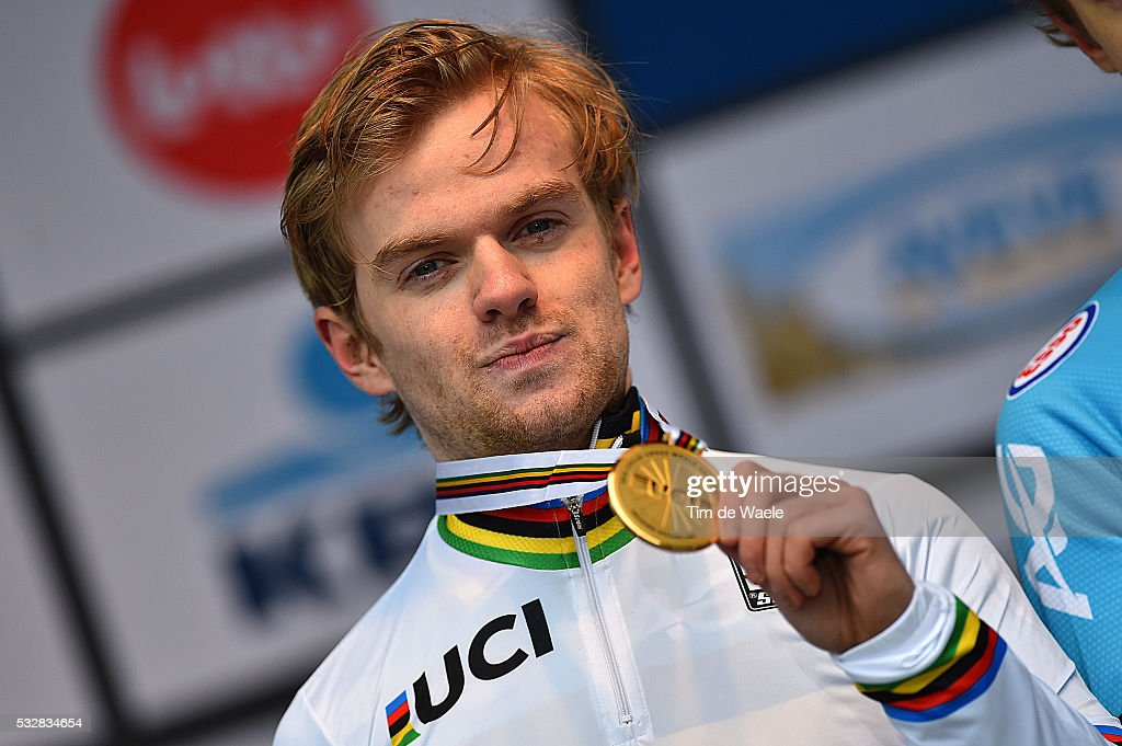 Cyclocross: World Championships 2016 / Men U23 : ニュース写真