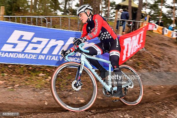 World Championships 2016 / Training / Katherine Compton / Entrainement / Championnat du Monde / Wereldkampioenschap / Tim De Waele