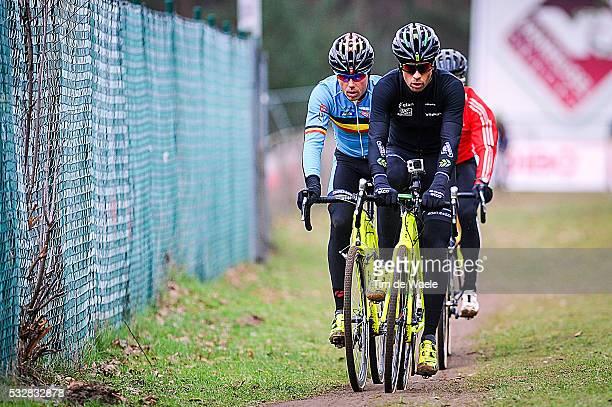 World Championships 2016 / Training / Sven Vanthourenhout / Sven Nys / Entrainement / Championnat du Monde / Wereldkampioenschap / Tim De Waele