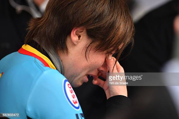 World Championships 2016 / Women Elite / CANT Sanne Deception Teleurstelling / Wereldkampioenschap / Tim De Waele