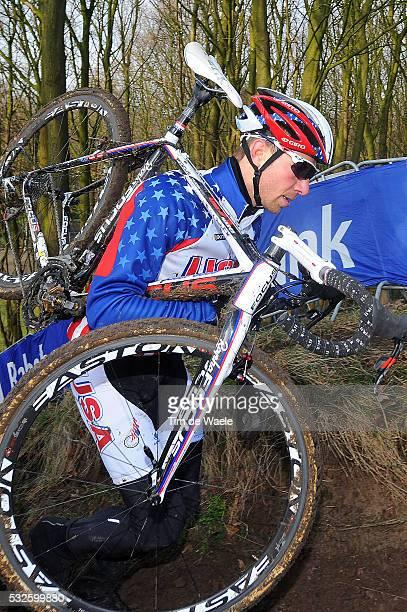 World Championships Hoogerheide 2014 / Jeremy POWERS / Training Entrainement / Championnat du Monde / Wereldkampioenschap / Tim De Waele