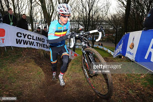 World Championships Hoogerheide 2014 / Kevin PAUWELS / Training Entrainement / Championnat du Monde / Wereldkampioenschap / Tim De Waele