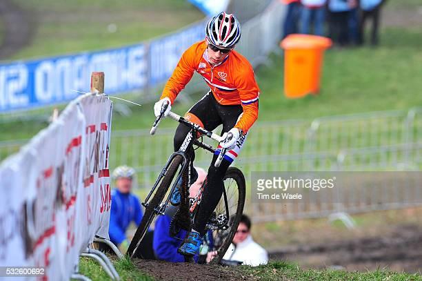 World Championships Hoogerheide 2014 / Lars VAN DER HAAR / Training Entrainement / Championnat du Monde / Wereldkampioenschap / Tim De Waele