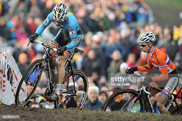 World Championships Hoogerheide 2014 / Men Elite / Kevin PAUWELS / Lars VAN DER HAAR / Championnat du Monde / Wereldkampioenschap / Tim De Waele