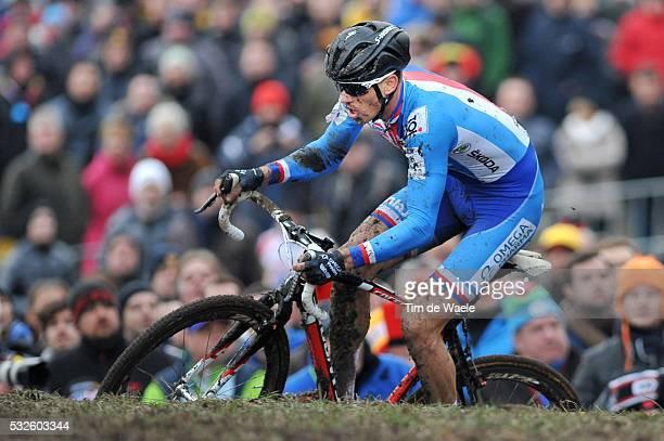 World Championships Hoogerheide 2014 / Men Elite / STYBAR Zdenek / Championnat du Monde / Wereldkampioenschap / Tim De Waele