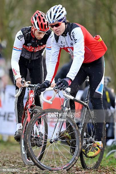 World Championships Hoogerheide 2014 / Simon ZAHNER / Training Entrainement / Championnat du Monde / Wereldkampioenschap / Tim De Waele