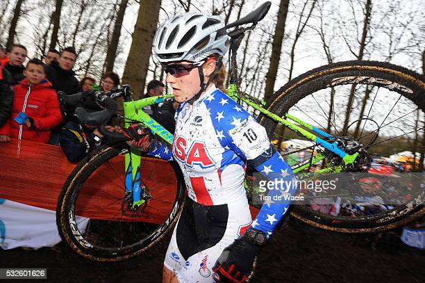 World Championships Hoogerheide 2014 / Women Elite / Elle ANDERSON / Championnat du Monde / Wereldkampioenschap / Tim De Waele