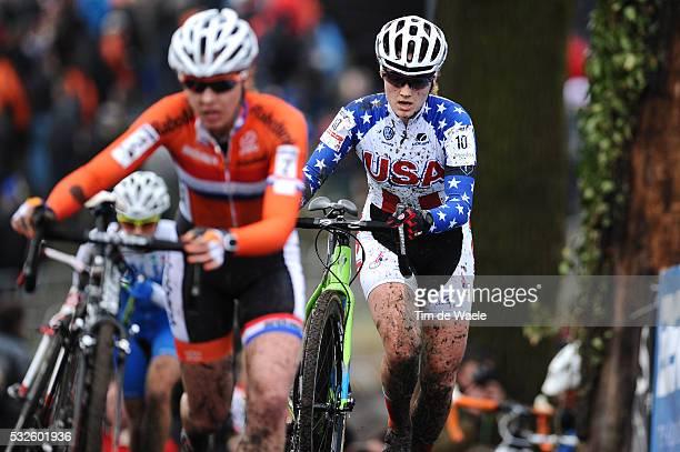 World Championships Hoogerheide 2014 / Women Elite / Elle ANDERSEN / Championnat du Monde / Wereldkampioenschap / Tim De Waele