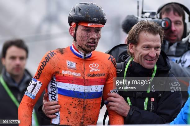 World Championships Tabor 2015 Elite Men /Mathieu Van Der Poel Championnat Du Monde Wereldkampioenschap Tim De Waele