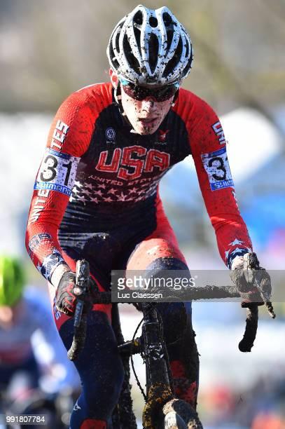 World Championships Tabor 2015 Under 23 /Grant Ellwood Championnat Du Monde Wereldkampioenschap Tim De Waele