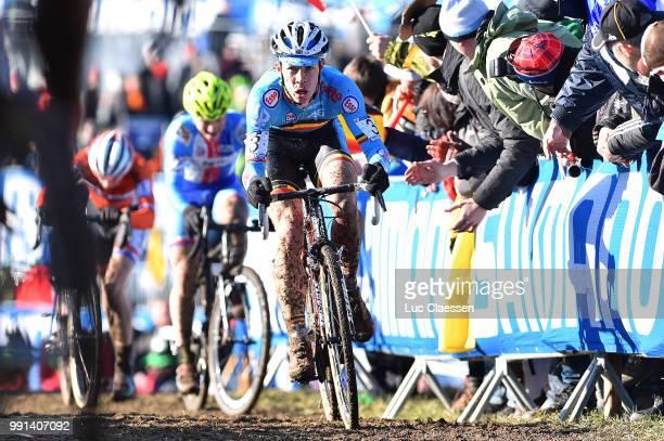 World Championships Tabor 2015 Under 23 /Laurens Sweeck Championnat Du Monde Wereldkampioenschap Tim De Waele