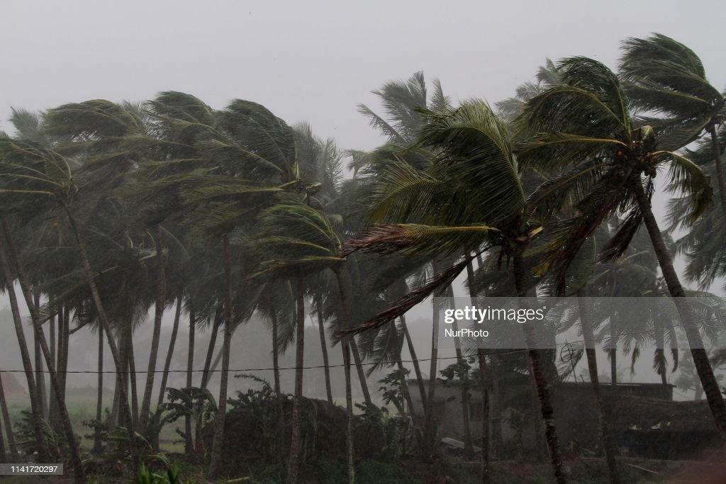 Aftermath In India's Odisha Coast As Storm Fani Weakens : News Photo
