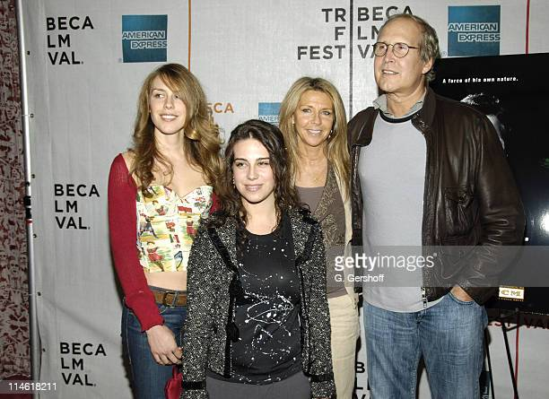 Cydney Chase Caley Chase Jayni Chase and Chevy Chase 13395_0087JPG