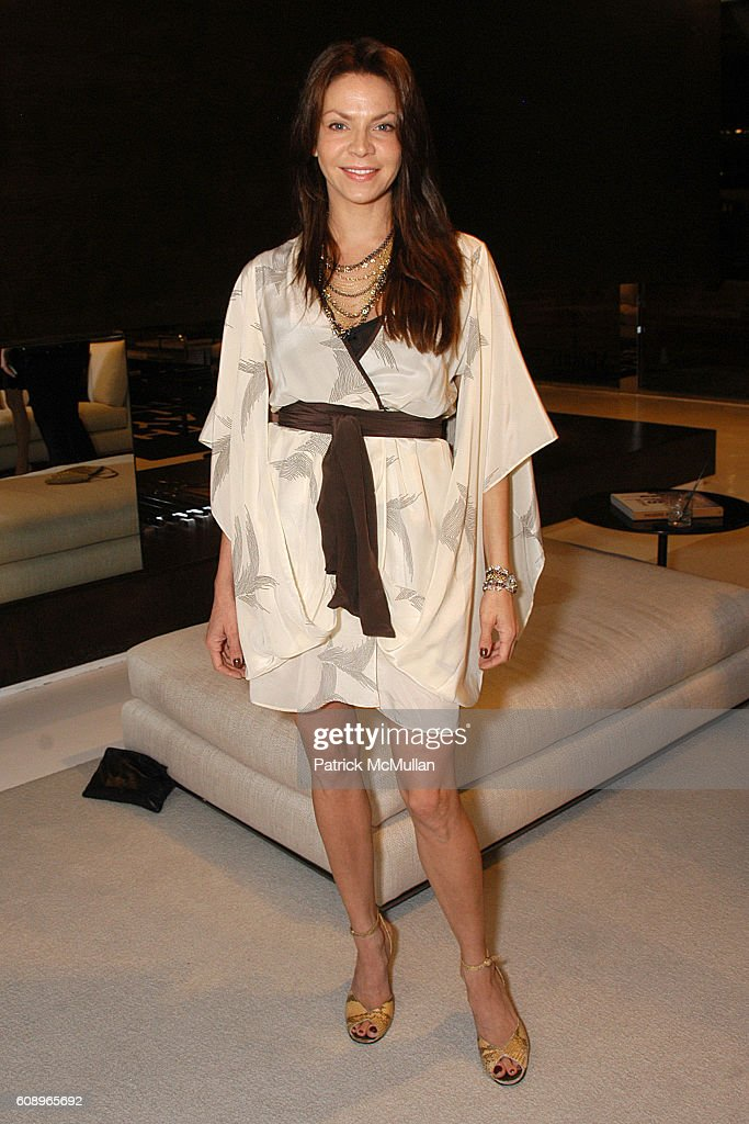 Cyia Batten attends Allegra Hicks and Divine Design Trunk Show to support Project Angel Food's Divine Design 2007 at Minotti Showroom on November 7, 2007 in Beverly Hills, CA.