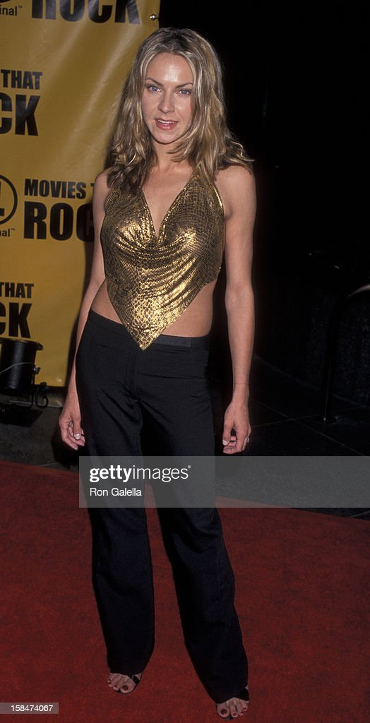 Cyia Batten attends the screening of 'It's Only Rock and Roll' on May 24, 2000 at the Director's Guild Theater in Hollywood, California.