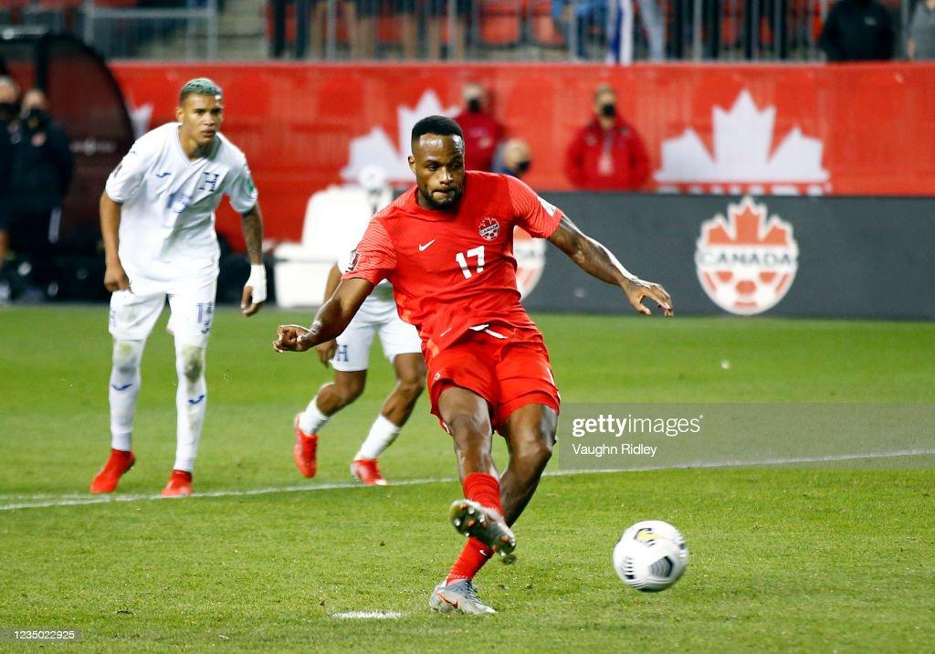 Honduras v Canada: 2022 World Cup Qualifying : News Photo