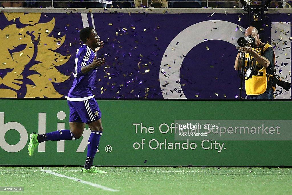 Ponte Preta v Orlando City SC : News Photo