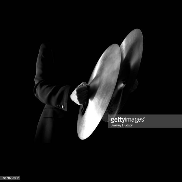 Cymbal player