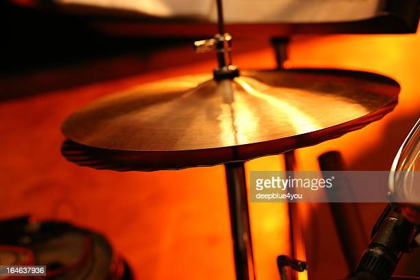 cymbals - saturated colour stock pictures, royalty-free photos & images
