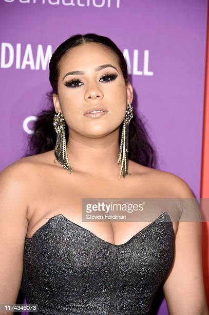 Cyn Santana attends Rihanna's 5th Annual Diamond Ball at Cipriani Wall Street on September 12 2019 in New York City