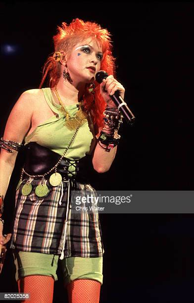 Cyndi Lauper 1984