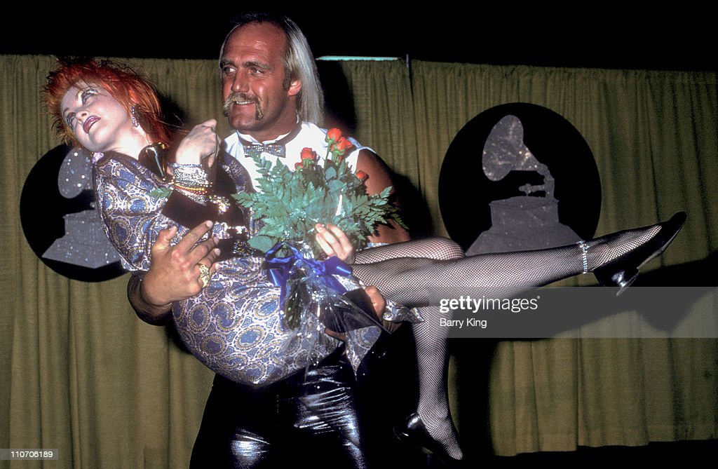 Grammy Awards - February 26, 1985 : News Photo