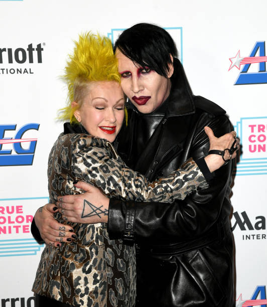 CA: Cyndi Lauper And Friends: Home For The Holidays Benefit