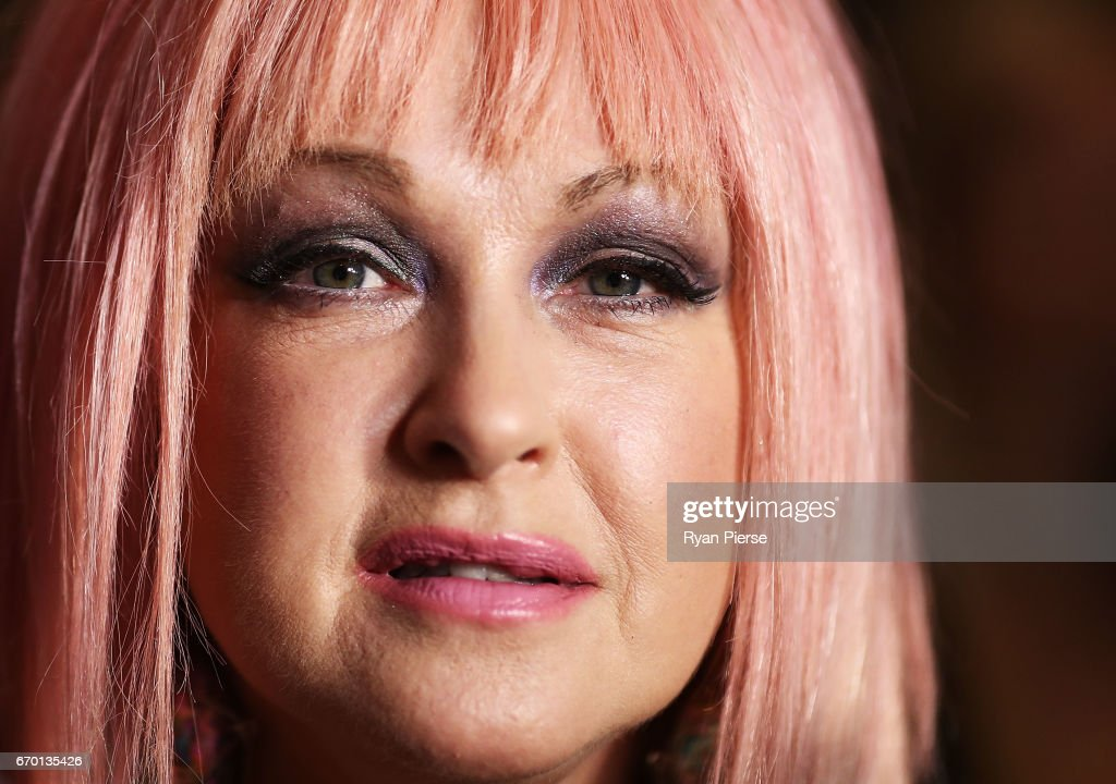 Cyndi Lauper's Kinky Boots Opening Night - Arrivals